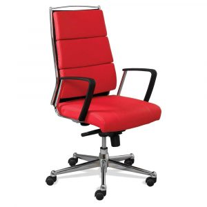 red desk chair adjustable synchro mechanism red office chairs with lumbar support