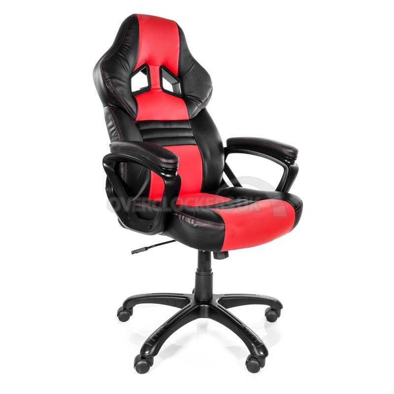 red gaming chair gczz x