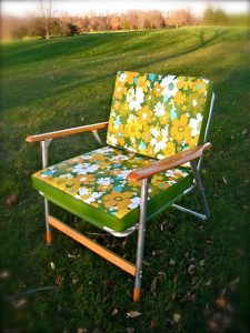 retro lawn chair il xn