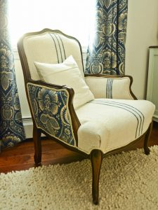reupholstering a chair original marian parsons reupholster chair angled jpg rend hgtvcom