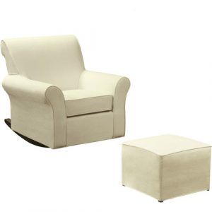 rocker chair and ottoman x