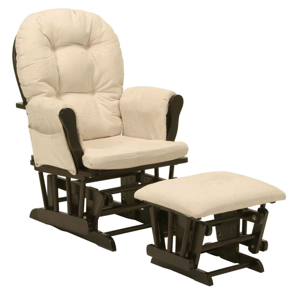 rocker chair and ottoman s l