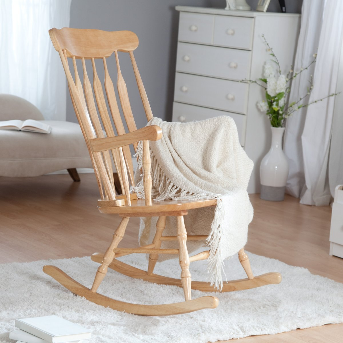 rocking chair nursery