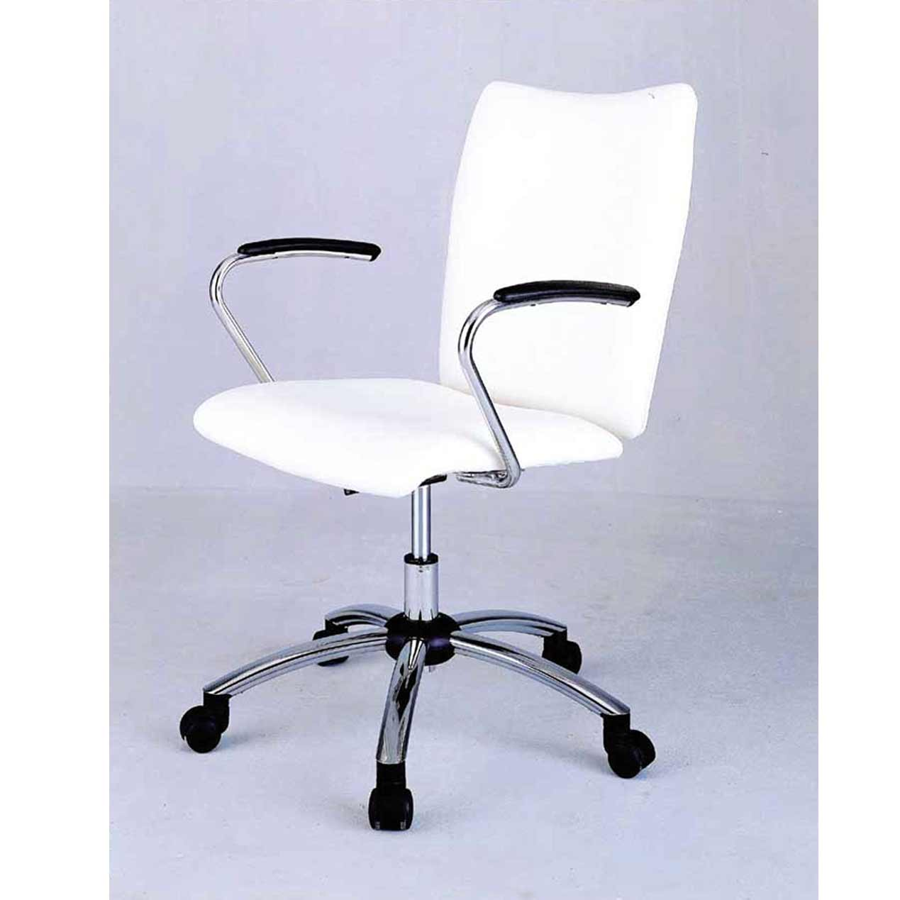rolling desk chair decorative white rolling desk chair