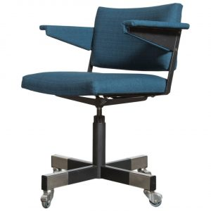 rolling office chair l