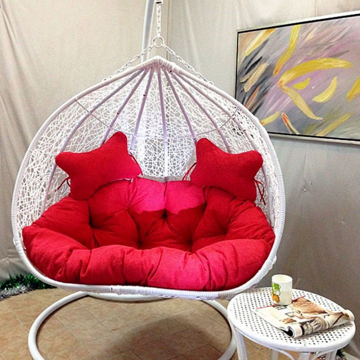 room swing chair red loveseat bedroom swing chair