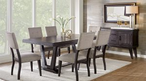 rooms to go dining chair breathtaking rooms to go dining room set home furniture ideas with carpet and buffet and lamp and chairs and flowers and vases
