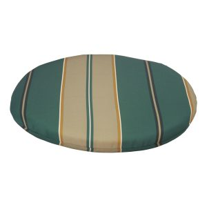 round outdoor chair cushion i