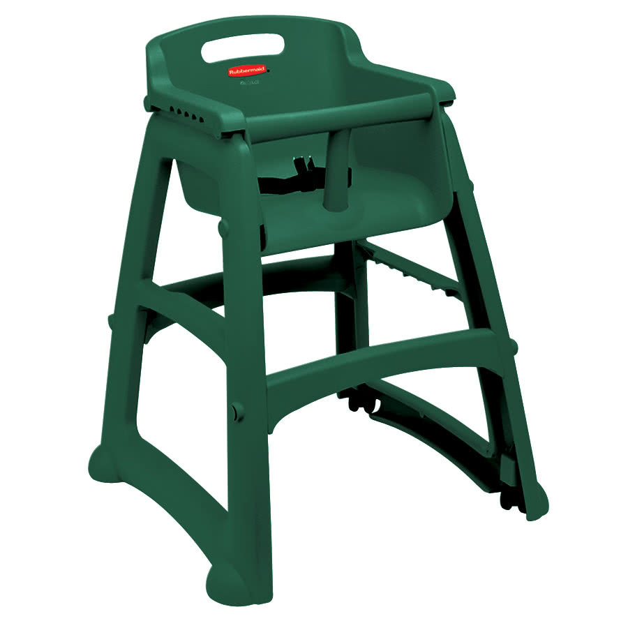 rubber maid high chair