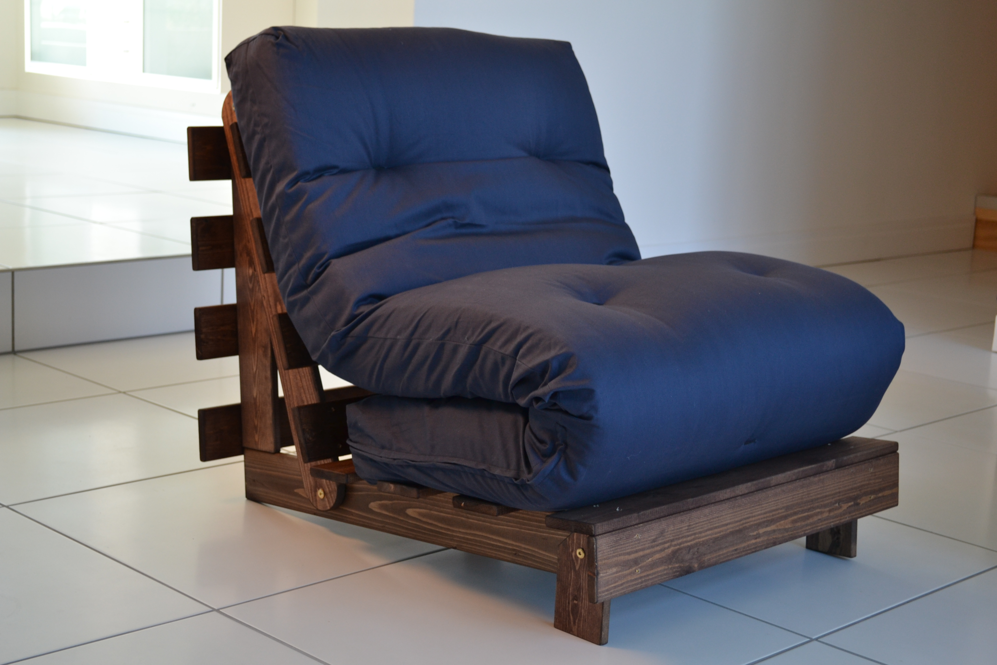 single futon chair starta futon single