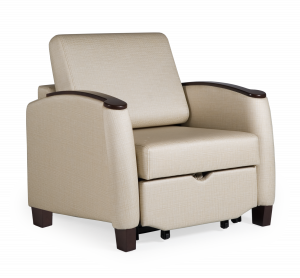 sleep chair recliner la z boy tranquility sleep chair