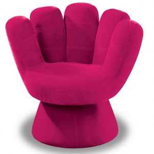 small comfy chair comfy chairs for small spaces in pink with hand shapes for bedroom or living room home furniture ideas
