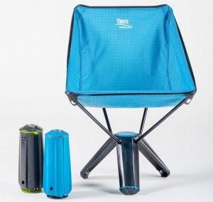 smallest camp chair treo chair