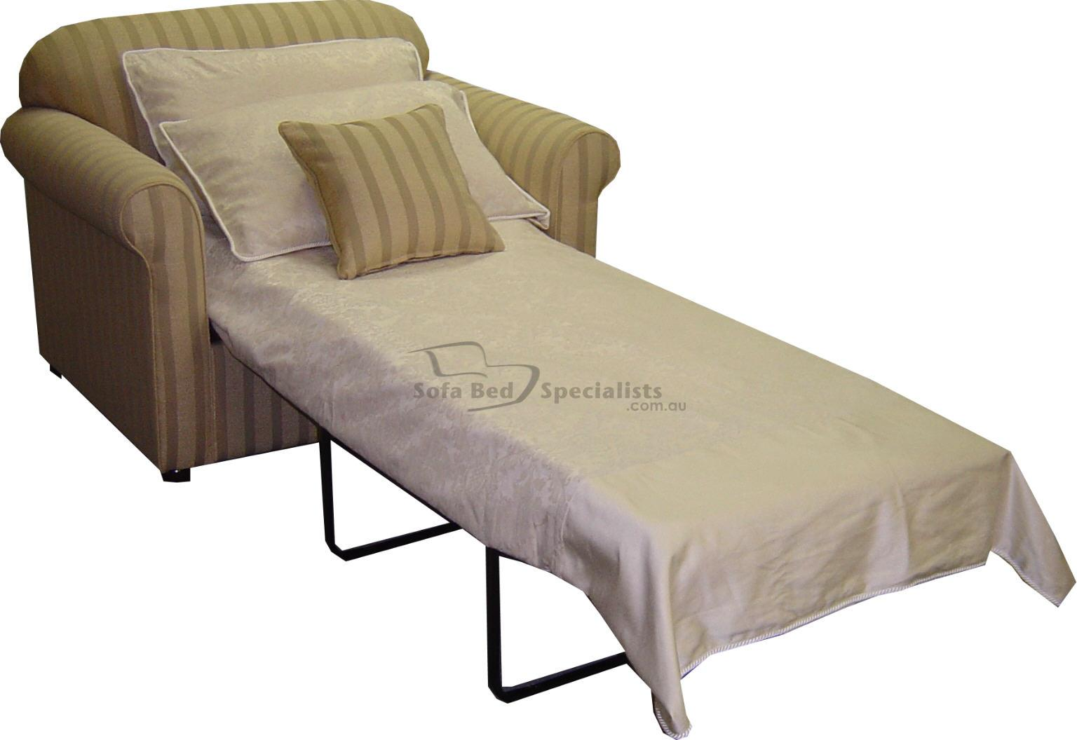 sofa chair bed sofabed chair round arm