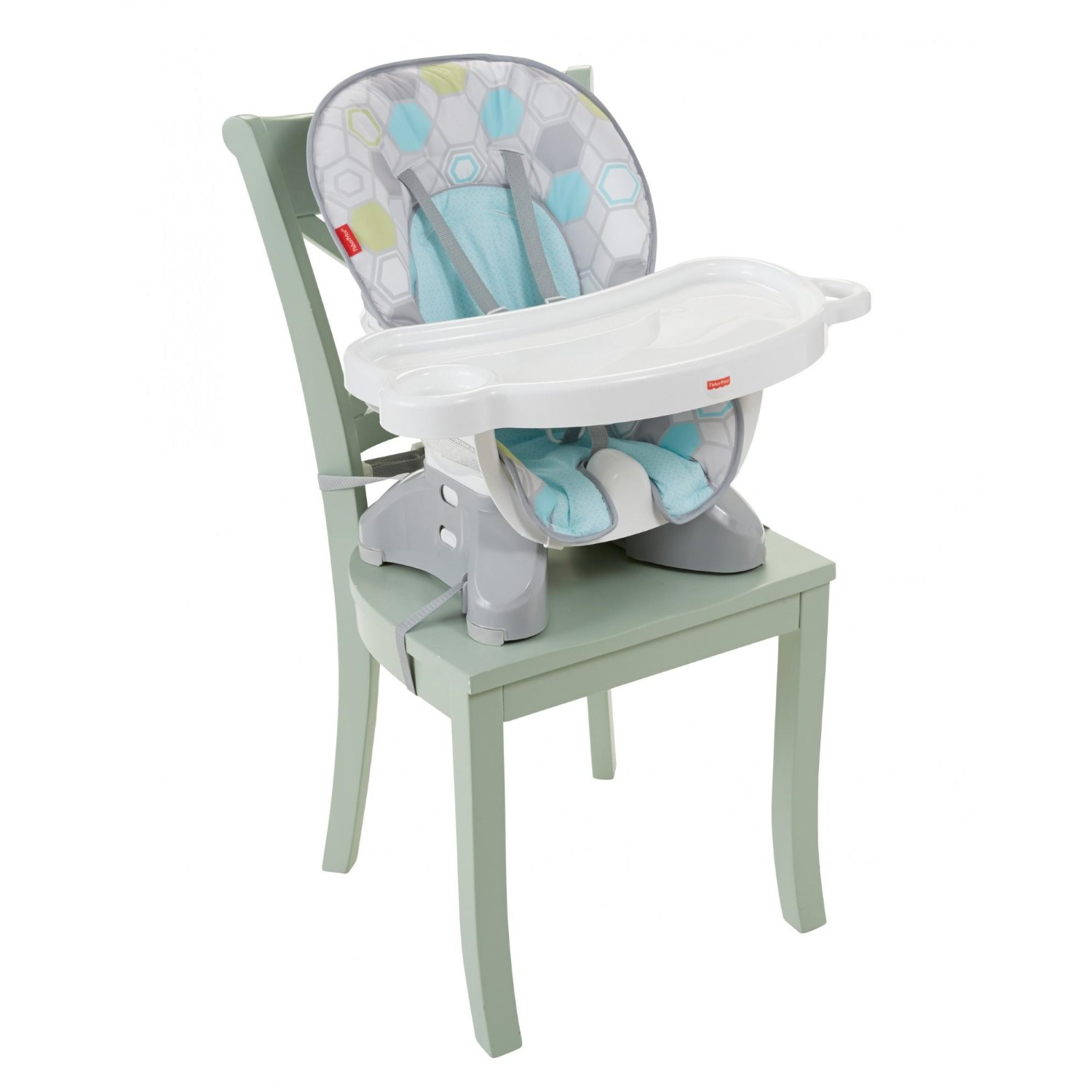 space saving high chair