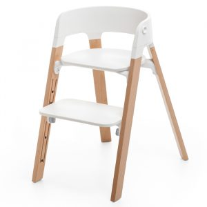 stokke high chair stokke steps i natural