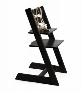 stokke tripp trapp high chair stokke tripp trapp high chair in black