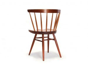straight backed chair