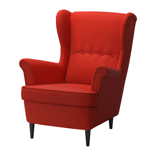 strandmon wing chair strandmon wing chair pe s