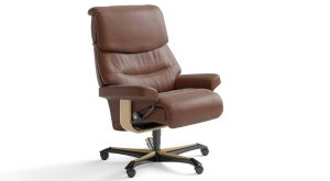 stressless office chair capri office