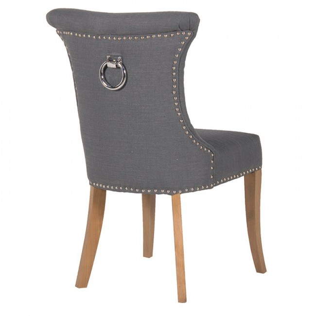 studded dining chair asa