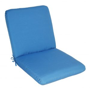 sunbrella chair cushions outdoor sunbrella club chair cushion