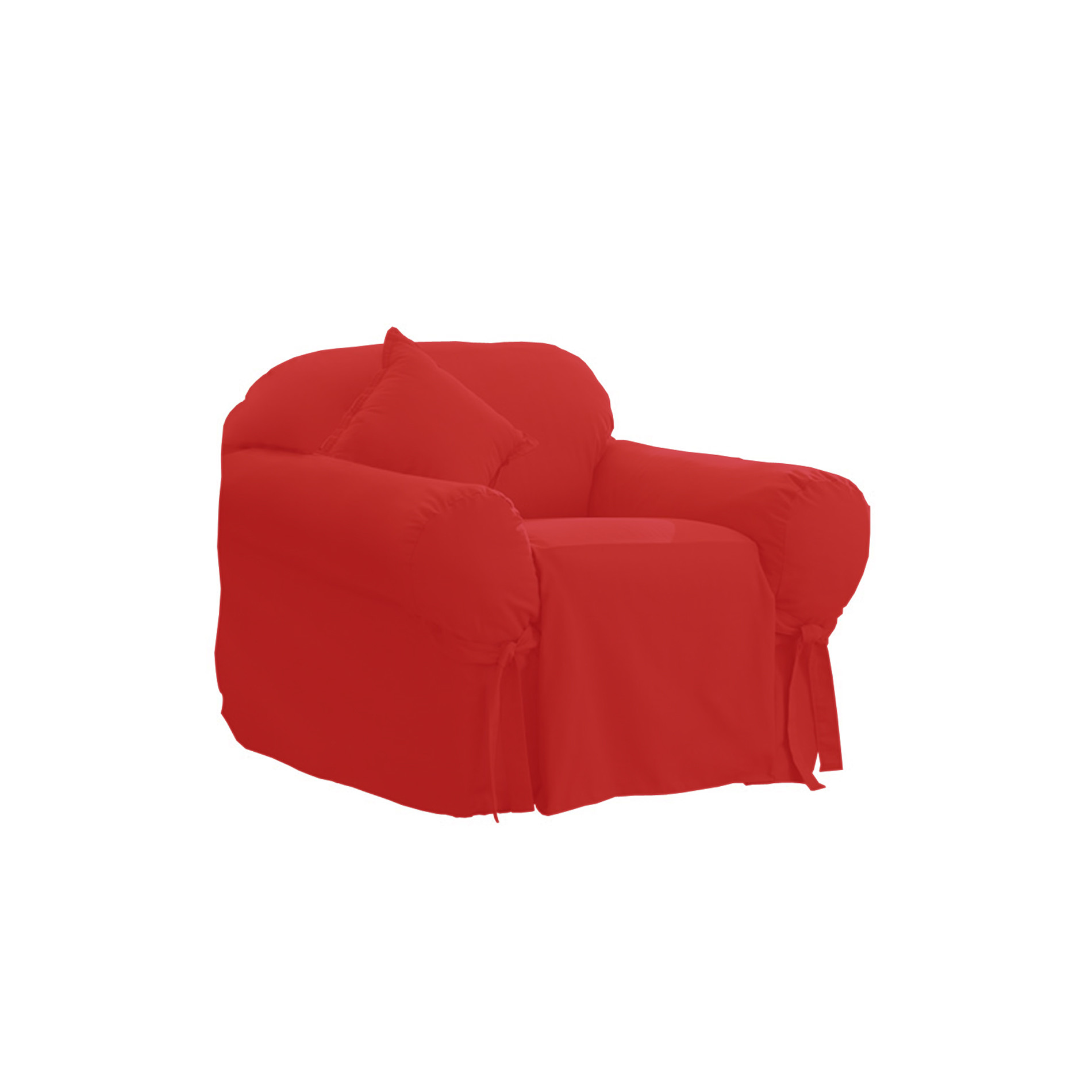 sure fit slipcover chair sure fit cotton duck chair slipcover