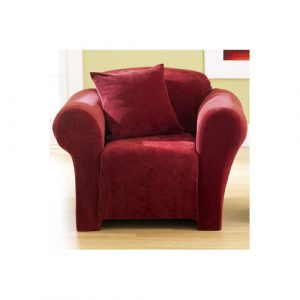 surefit chair slipcovers sure fit stretch pique chair slipcover