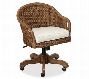 swivel desk chair charming wingate rattan swivel desk chair office chairs pictures