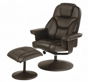 swivel recliner chair o