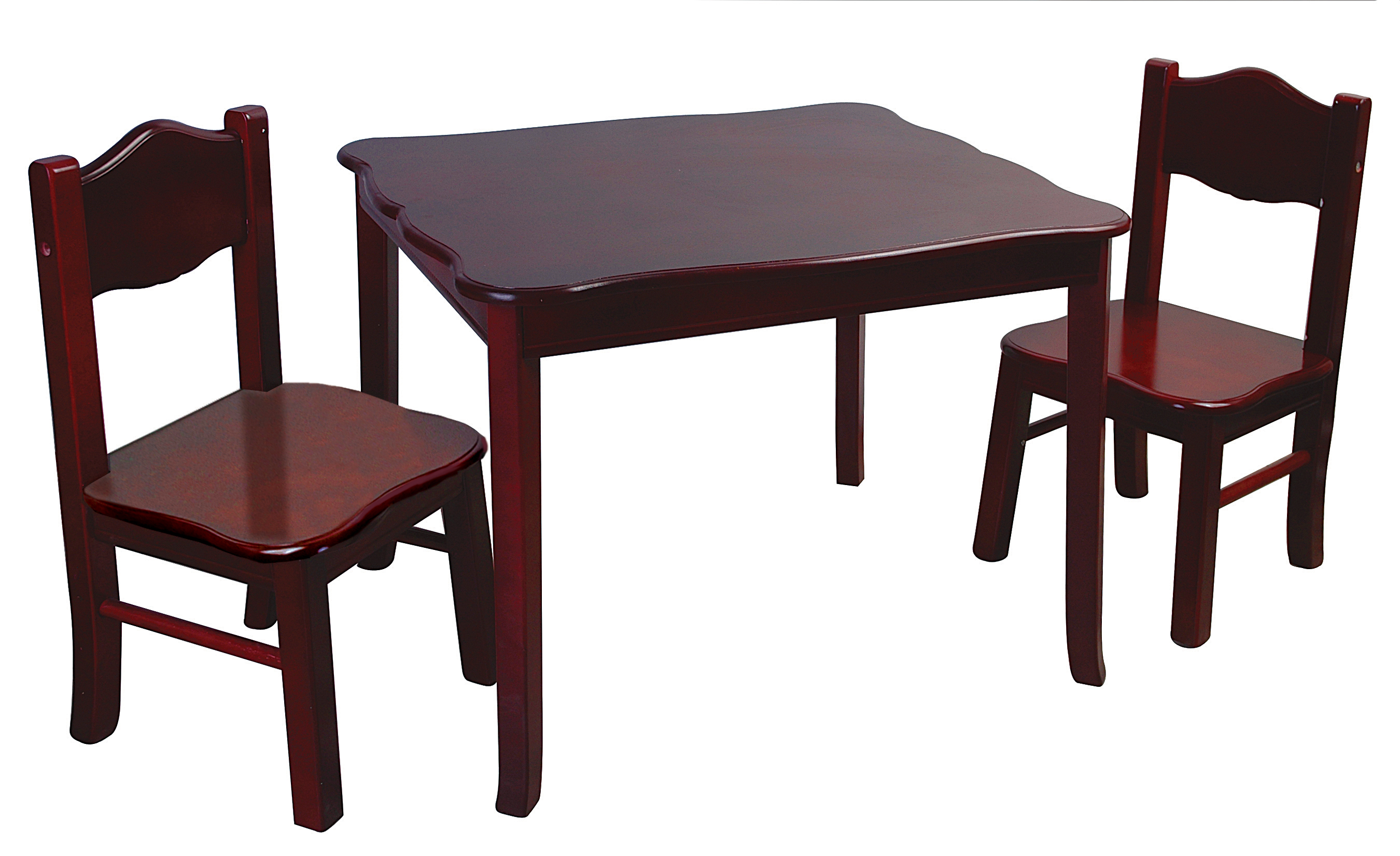 table and chair set guidecraft classic espresso table and chairs set g raw