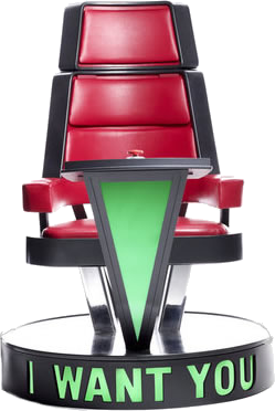the voice chair chair