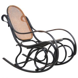 thonet rocking chair z
