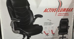 true innovations active lumbar chair costco true innovations true wellness active lumbar chair