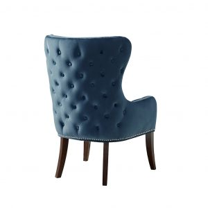 tufted accent chair fpf silo back