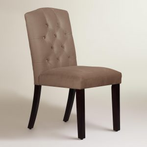 tufted dining chair xxx v