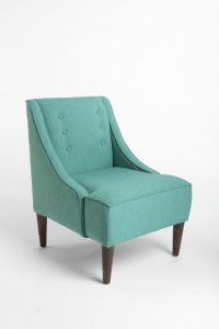 turquoise accent chair contemporary armchairs and accent chairs