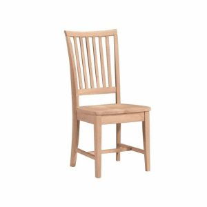 unfinished kitchen chair wood unfinished kitchen chairs international concepts mission dining chair set pictures