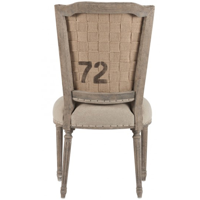 upholstered dining chair ethan upholstered dining chair b
