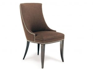upholstered side chair d