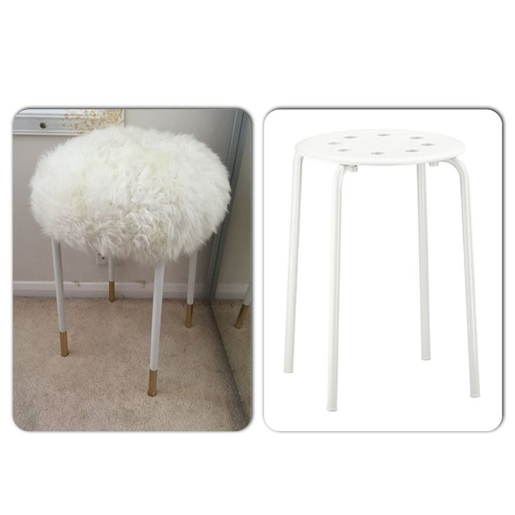 vanity chair ikea