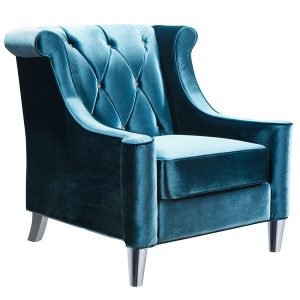 velvet accent chair barrister blue velvet crystal button tufted accent chair dc ac e ffdedc