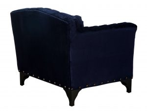 velvet club chair waterford navy velvet club chair a