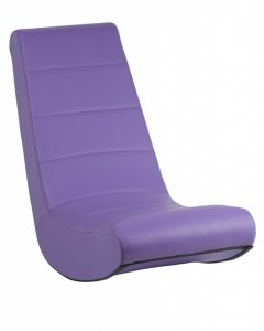 video rocker chair video game rocking chair purple tulip adult gaming rocker equipment product nice ideas soft padded girl stuff furniture more interesting people models