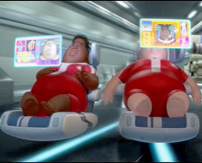 wall e chair walle e fat people