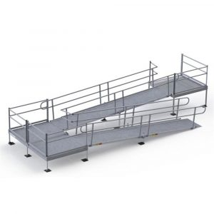wheel chair ramps modular wheelchair ramps