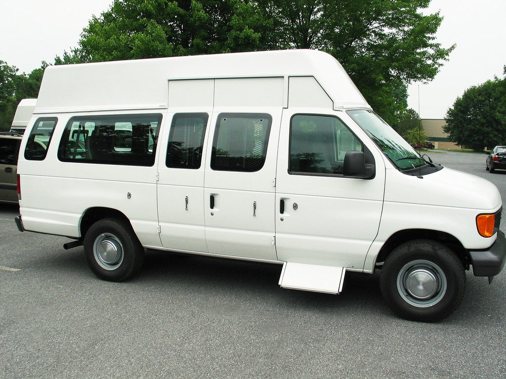 wheel chair van
