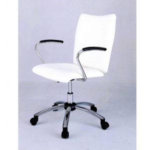 white computer chair white desk chair with casters best computer chairs for office intended for white desk and chair