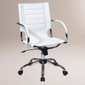 white office chair xxx v