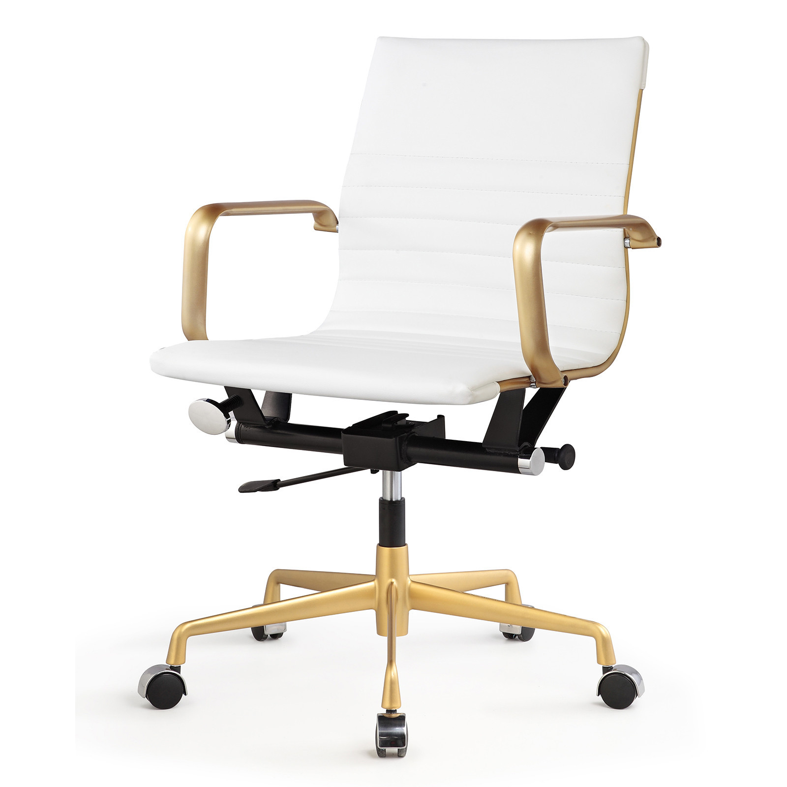 white office chair chair